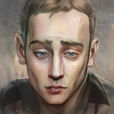 Portrait de Tybalt Hiker